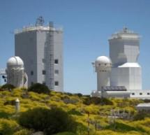 El Telescopio solar más grande de Europa se instala en Tenerife