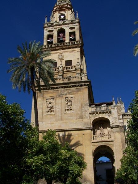 Alminar de la Mezquita de Córdoba