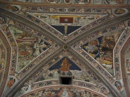 Frescos de la Biblioteca Piccolomini –Foto-Jesus-Muro