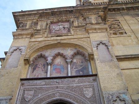 La Mezquita de Córdoba, fachada