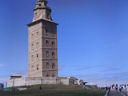 La Torre con su base