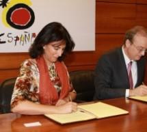El Ministerio de Industria, Energía y Turismo, a través de Turespaña, firma un convenio con AENOR