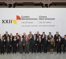 DECLARACIÓN DE LOS JEFES DE ESTADO Y GOBIERNO EN LA REUNIÓN IBEROAMERICANA DE CÁDIZ EN ESPAÑA