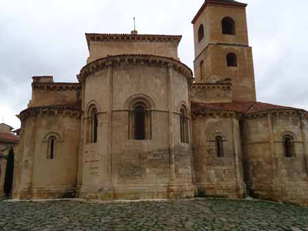 Iglesia de San Millán de Segovia