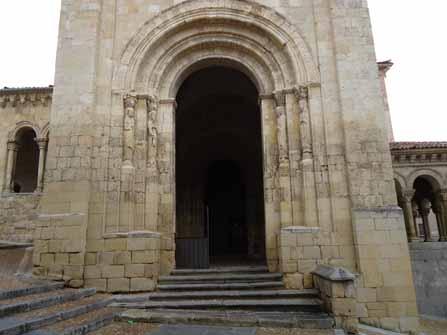Iglesia de San Martín de Segovia