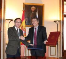Acuerdo sobre coproducción cinematográfica entre España e Israel