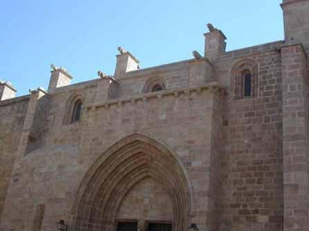 Cáceres Iglesias de Santa María