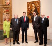 El Museo del Prado recibe una importante donación de obras de la colección Várez Fisa en un acto presidido por el presidente del Gobierno