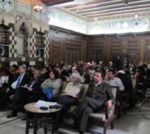 La UNESCO coordina un curso de e-learning para la conservación del Patrimonio Cultural en Siria