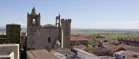 Torre Parador de Cáceres