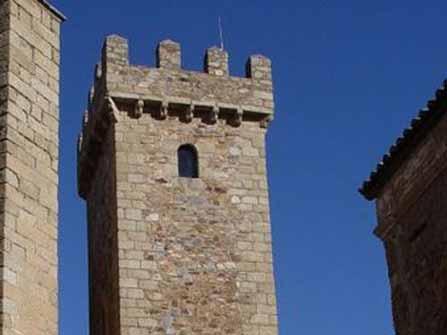 Torre de los Golfines de Abajo Cáceres