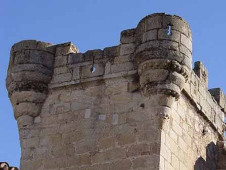 Torre de los Púlpitos Cáceres