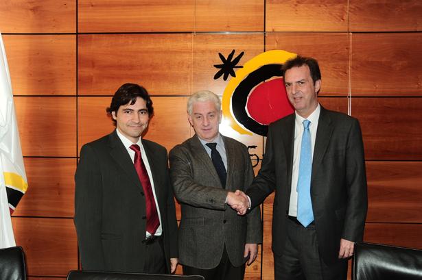 Turespaña firmó un convenio con la Fundación de los Ferrocarriles Españoles