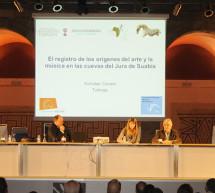 El prestigioso catedrático Nicholas Conard impartió una conferencia magistral en el Museo Arqueológico Regional de la Comunidad de Madrid