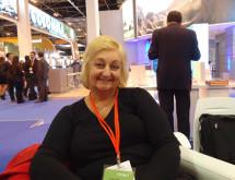 Liliam Kechichian ministra de Turismo y Deporte de Uruguay