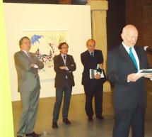 Inaugurada en el Centro Cultural Conde Duque de Madrid (España) la exposición 40/40/40 Arte irlandés hoy
