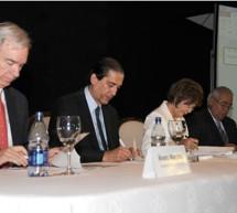 El Gobierno de la República Dominicana firma un convenio con la OEI para apoyar el Plan de Alfabetización