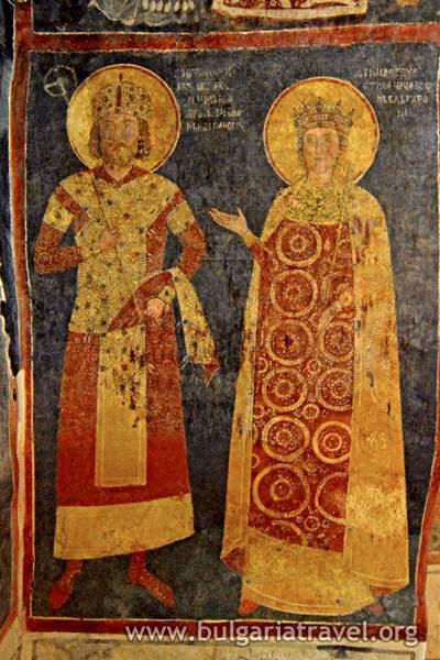 kaloyan y su esposa