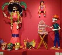 """S.M. La Reina inaugura la exposición """"Grandes maestros del arte popular de Iberoamérica"""""""