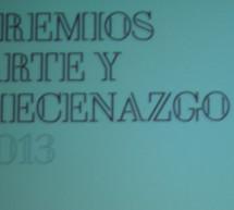 La artista Eva Lootz, la galerista Elvira González y la Fundación Juan March, Premios Arte y Mecenazgo 2013