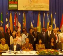 Ministros de Cultura de América Latina y el Caribe ratifican importante papel de la cultura para el desarrollo