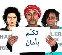 Festival por la libertad de prensa en Rabat (Marruecos)