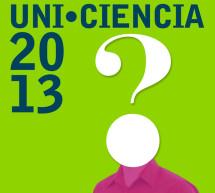 Uni-Ciencia 2013 en la Biblioteca Nacional de España (BNE)
