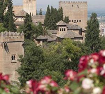 La Alhambra y el Generalife producen al año más de 50.000 plantas de flor para sus jardines