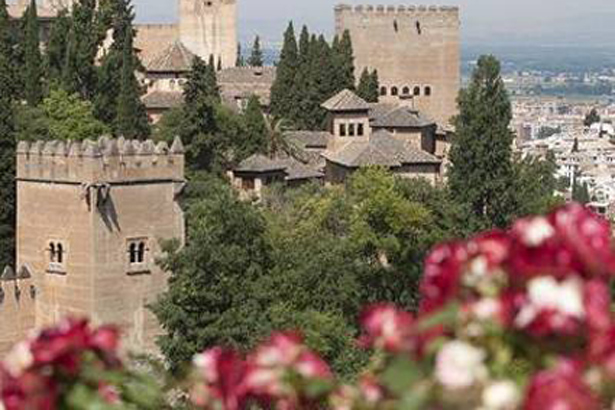 La Alhambra y el Generalife de Granada