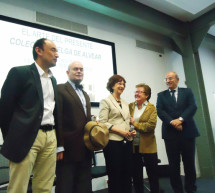 Helga de Alvear presenta parte de su colección en el CentroCentro Cibeles de Madrid