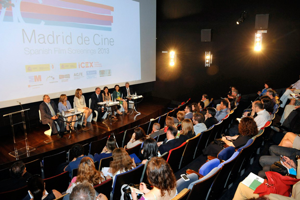 Madrid de cine 2013. Foto:Pipe Fernández