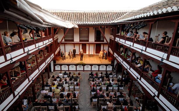 Festival Teatro Clásico de Almagro (España). Corral de Comedias