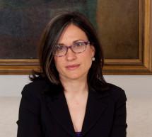 Teresa Lizaranzu, nueva representante del Ministerio en la Fundación Donostia-San Sebastián 2016