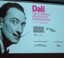 El Reina Sofía amplia el horario de la exposición dedicada a Dalí hasta las once de la noche y ofrece el maratón Delirio final. Dalí audiovisual
