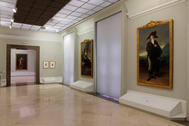 Más Goya en la Real Academia de Bellas Artes de San Fernando en Madrid