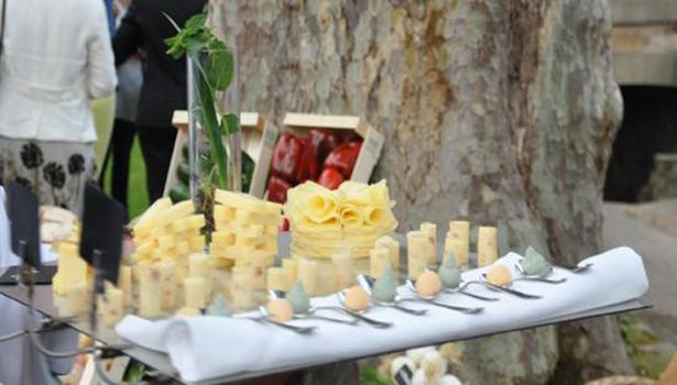 PARADORES, septiembre mes de los quesos
