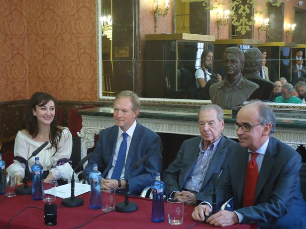 El Teatro de la Zarzuela de Madrid inaugura su nueva temporada con la zarzuela, en versión de concierto, La Tempranica