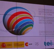 Presentación del programa académico y cultural del V Congreso Iberoamericano de Cultura