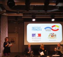 """La Fundación Chile-España organizó un dialogo sobre """"Estética actual"""" entre Jorge Edwards y Gilles Lipovetsky"""