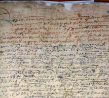 """Ceremonia de inscripción del """"Libro Becerro"""" y de """"Primeras ediciones peruanas y sudamericanas"""" en el Registro Internacional Memoria del Mundo de la UNESCO"""
