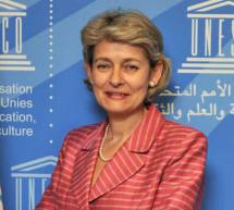El Consejo Ejecutivo de la UNESCO elige a Irina Bokova candidata para un segundo mandato al frente de la UNESCO