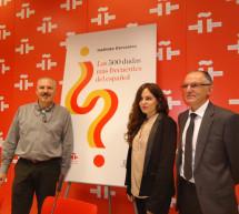 """García de la Concha, Director del Instituto Cervantes: """"Lea usted más"""" y """"no maltrate el español"""""""