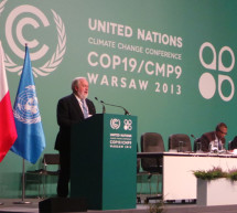 """España valora los """"pasos cruciales"""" dados en la Cumbre de Varsovia para lograr el acuerdo en 2015 para asegurar la integridad medioambiental"""