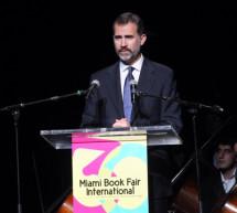 España, invitada de honor a la XXX edición de la Feria Internacional del Libro de Miami 2013