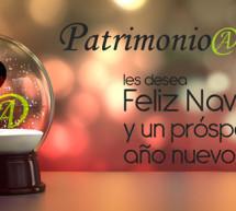 Feliz Navidad y Próspero año 2014 a todos los lectores de patrimonioactual.com