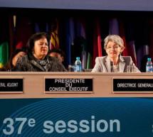 La Conferencia General de la UNESCO fija el rumbo de la Organización para el periodo 2014 a 2021