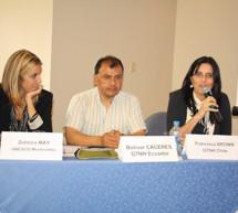 El Grupo de Trabajo Nieves y Hielos de la UNESCO se reúne en Quito