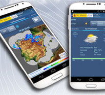 La AEMET lanza una nueva aplicación para móviles con toda la información del tiempo