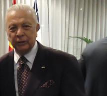 La Fundación Chile España organiza un homenaje de despedida al Embajador Sergio Romero Pizarro