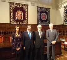 La Universidad de Coimbra firma la Declaración sobre protección, conservación y difusión del patrimonio universitario